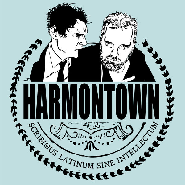 Harmontown - my favorite comedy podcast
